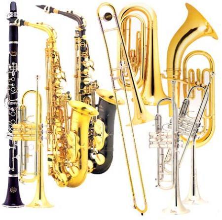 Духовых Инструментов Музыка